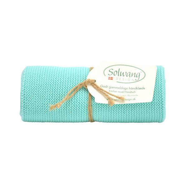 Solwang   Handtuch   Aqua   H30