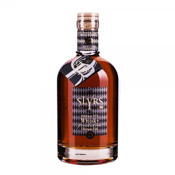 Slyrs Single Malt Whisky Oloroso 46%