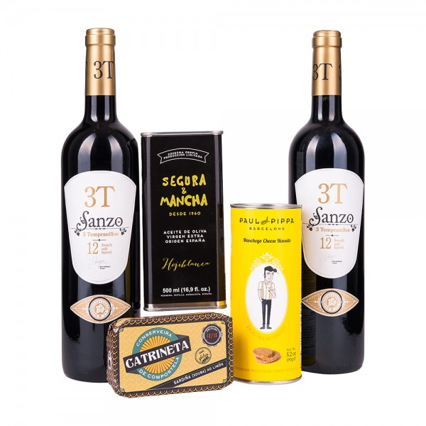Geschenkidee Spanien Gourmet
