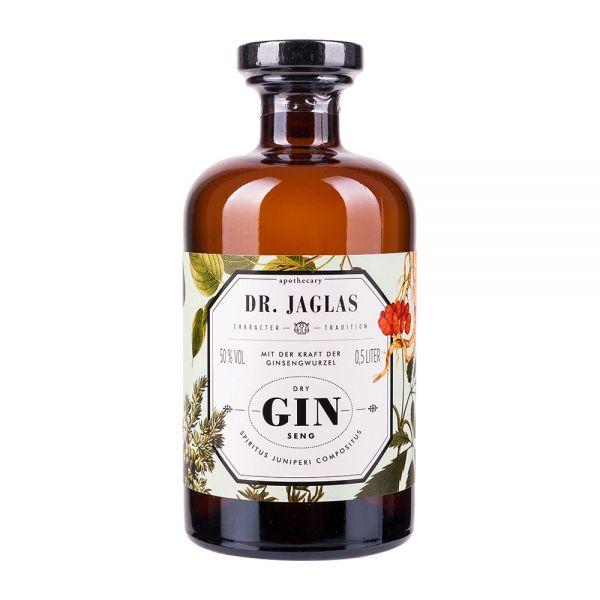 Dr Jaglas   Gin Seng   500ml