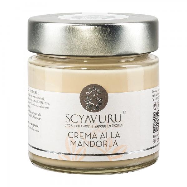 Scyavuru | Crema Mandorla | Mandelcreme | 200g
