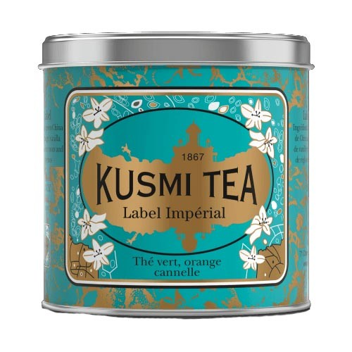 Kusmi Tee Label Imperial 250g Dose