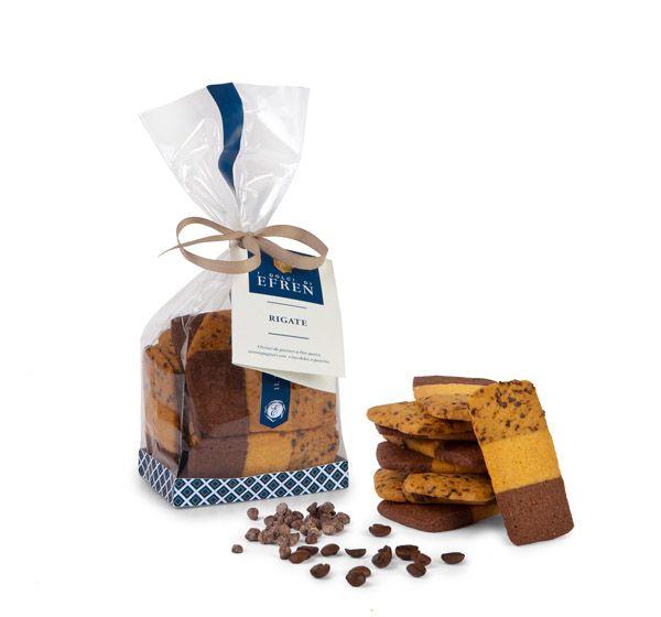 I Dolci di Efren | Rigate | Kekse mit Kaffee